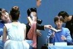 ยุนจีซอง Wanna One ปลื้ม! แฟนคลับแต่งตัวเป็น ซินเดอเรลลา ไปที่งาน Fansign