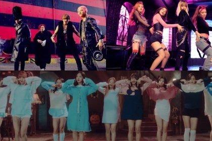 10 อันดับมิวสิควิดีโอเพลง K-POP ที่มียอดวิวใน YouTube สูงที่สุด! มีเพลงอะไรบ้าง มาดู