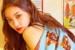 ชองฮา (Chungha) เผยว่า เธอไม่เคยมีแฟนเป็นตัวเป็นตนมาก่อนเลย! + ชอบคนยิ้มเก่ง