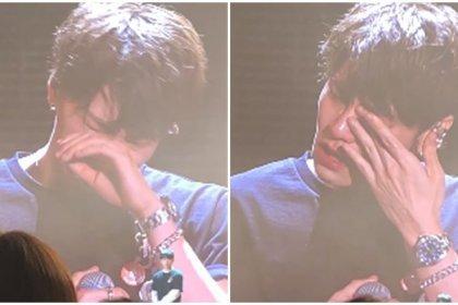 คิมซังกยุน JBJ ทำให้แฟนคลับไอดอลทุกคนถึงกับร้องไห้ กับข้อความปิดท้ายคอนเสิร์ต