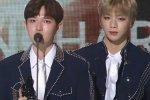 คังแดเนียล เงียบลงทันตาเห็น! ในช่วงที่ Wanna One กล่าวขอบคุณที่งานประกาศรางวัล