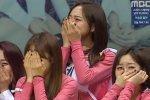 คิมเซจอง Gugudan ร้องไห้หลังเห็นสมาชิกในวงเกิดความผิดพลาดตอนแข่งยิมนาสติกลีลา