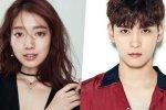 ความลับไม่มีในโลก! มีรายงานว่า 2 นักแสดง พัคชินฮเย และ ชเวแทจุน ยังคงเดตกันอยู่!