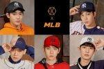 EXO กลายเป็นนักกีฬาเบสบอลสุดหล่อในฐานะโมเดลของ MLB Korea