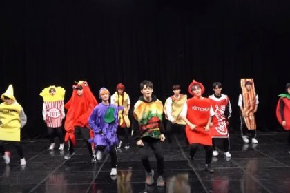 Wanna One ปล่อยคลิปเวอร์ชั่นฮา ๆ ของเพลงพิเศษ I.P.U. ออกมาแล้ว!