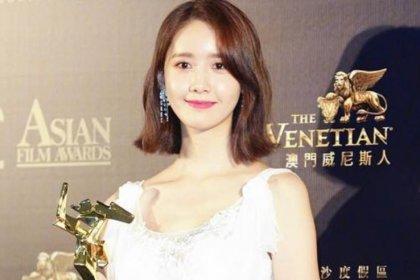 ยุนอา SNSD ได้รับรางวัลที่งาน 12th Asian Film Awards + ได้รับความสนใจในความงาม
