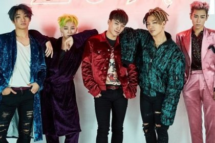 BIGBANG ประสบความสำเร็จ Perfect All-Kill กวาดทุกชาร์ตเพลง ไปกับ Flower Road