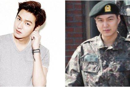 อีมินโฮ นักแสดงหนุ่ม ที่ตอนนี้อยู่ในกรมทหาร ดูเหมือนว่าจะอุดมสมบูรณ์ขึ้นจนน่าแปลกใจ!