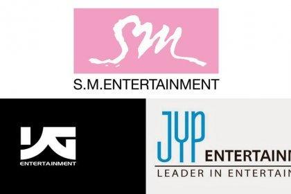 SM JYP และ YG ยังคงรักษาอันดับท็อป 3 ของมูลค่าทางการตลาดสำหรับบริษัทบันเทิงเกาหลี