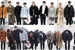 Wanna One ยืนเรียงหน้ากระดานโค้งคำนับขอโทษแฟนๆ กับกรณีที่เกิดขึ้นในรายการสด