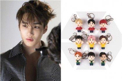 แฟน ๆ ชี้ว่าสีผิวของ EXO Dolls รูปไคซึ่งเป็นสินค้าใหม่ของ EXO นั้นแตกต่างจากคนอื่น