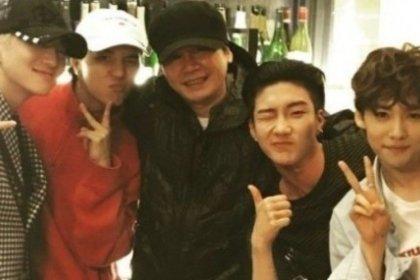 สมาชิก WINNER เปิดเผยสิ่งที่คิมจินอูทำกับยางฮยอนซอกหลังจากที่เขาดื่มซึ่งทำให้ป๋ายางประหลาดใจ!