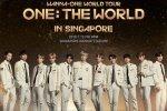 Wanna One คอนเฟิร์มคอนเสิร์ต One: The World ที่สิงคโปร์แล้ว + ราคาค่าบัตรเข้าชม!