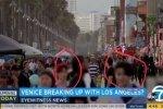 เมมเบอร์วง GOT7 ปรากฏตัวในรายการ ABC7 News ของ Los Angeles อย่างไม่ตั้งใจ!