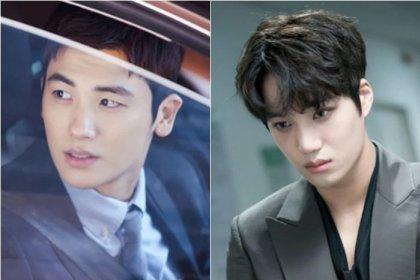 4 ไอดอลนักแสดงของเกาหลีที่พิสูจน์ให้เห็นว่าผู้ชายเซ็กซี่แค่ไหนในชุดสูท!