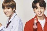 ภาพเซ็ตมาแล้ว! หนุ่มๆ BTS ได้ปล่อยภาพ b-cuts สำหรับแคมเปญ Coca Cola!