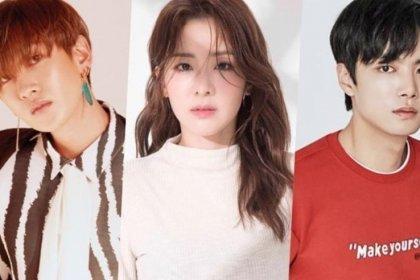 อึนฮยอก SJ ซานดาร่า ปาร์ค และ JR NU'EST ยืนยัน เข้าร่วมรายการวาไรตี้ท่องเที่ยวแล้ว!