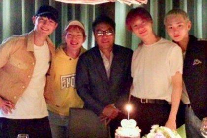 คีย์ SHINee โพสต์ไอจีพร้อมแคปชั่น อยากให้ จงฮยอน อยู่ด้วยกันในวันครบรอบ 10 ปี!