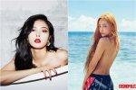 15 ไอดอลหญิงเกาหลีที่ถ่ายภาพแนวเซ็กซี่ออกมาได้เซ็กซี่สุด ๆ