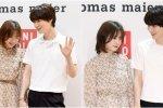 อันแจฮยอน และ คูฮเยซอน ควงคู่ออกงาน! ทำเอางานอีเว้นท์ร้าน Uniqlo กลายเป็นสีชมพู!