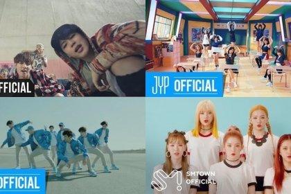24 เพลง K-POP ที่มีชื่อเพลงที่ซ้ำกัน! แล้วแฟนๆ ชอบเพลงของใครมากกว่ากันนะ? พาร์ท 1