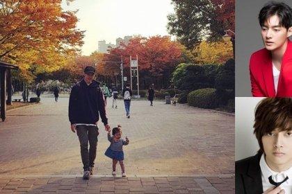 คิมจุน F4 เกาหลี ได้เผยภาพลูกสาววัย 2 ปีผ่านไอจี หลังมีข่าวว่าแต่งงาน + เป็นคุณพ่อแล้ว