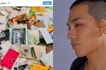 แทยัง BIGBANG ออกมาขอบคุณแฟนๆ ที่ยังคงซับพอร์ตเขาในระหว่างช่วงที่เขาเข้ากรม!