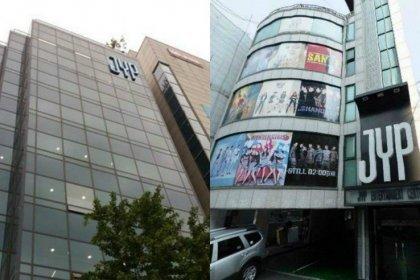 ชาวเน็ตเกาหลี ได้พากันแชร์ภาพของอาคารหลังใหม่ของสังกัด JYP Entertainment!
