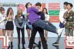 ฮงซอก PENTAGON จอนโซยอน G(I)-DLE โชว์ความแข็งแกร่งด้วยการแบกเดฟค่อนใน Idol Room