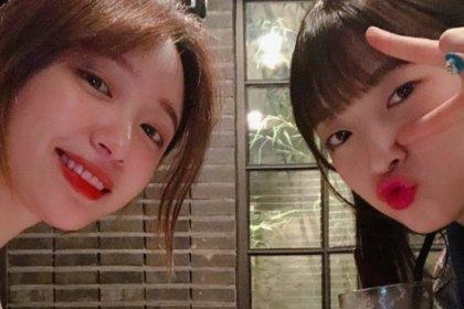 ฮานิ EXID และ อาริน Oh My Girl โชว์ความน่ารักสดใส กับมิตรภาพใหม่ของพวกเธอ!