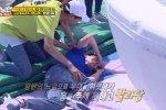 ยูแจซอก แดนซ์เพลง Fake Love ของวง BTS จนพลาดลื่นล้มใน Running Man!