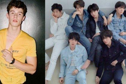 Shawn Mendes สัญญา! การร่วมงานกันระหว่างเขา และ BTS จะเกิดขึ้น อย่างแน่นอน!