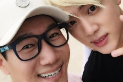 จีซอกจิน เปิดเผยข้อความที่เขาเคยได้รับจากจิน BTS คู่หูแห่งโชคชะตาของเขา!