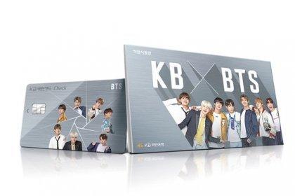 หนุ่ม ๆ BTS กับธนาคาร KB Kookmin Bank ปล่อยข้อมูลเช็คการ์ดและบัญชีออมทรัพย์ออกมาแล้ว!
