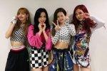 BLACKPINK ถูกพาตัวลงจากเวทีระหว่างการแสดงใน Lotte Duty Free Family Festival