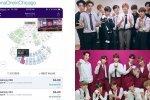 บัตรคอนเสิร์ตของ Wanna One ที่ ชิคาโก้ ถูกเสนอขายก่อนวันแสดงในราคาเพียง 199 บาท!