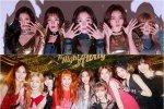 10 ช่วงเวลาสุดน่ารักระหว่างสมาชิกเกิร์ลกรุ๊ปวง Red Velvet และวง TWICE