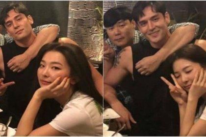 จูเลียน คัง ตอบกลับชาวเน็ตที่ถามเขาว่ากำลังออกเดตกับซึลกิ Red Velvet หรือเปล่า?