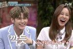 องซองอู Wanna One ทำให้ฮเยริ Girl's Day กลายเป็นแฟนคลับสาวที่ขี้อายใน Amazing Saturday