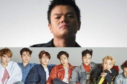 คุณพ่อ J.Y. Park ภูมิใจในตัวหนุ่มๆ GOT7 ที่ได้ทำการแสดงในสถานที่ ที่เป็นตำนาน!