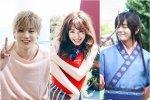 14 ไอดอลเกาหลีที่ดวงตายิ้มได้ของพวกเขาจะทำให้แฟน ๆ หัวใจละลาย!