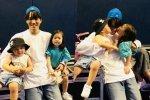 ไค EXO แชร์คลิปกับภาพถ่ายของหลานสาวและหลานชายที่มาหาเขาที่คอนเสิร์ต EXO