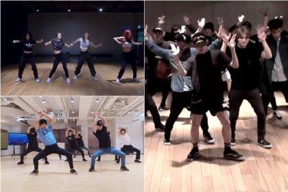 18 คลิปวิดีโอ Dance Practice ของวง K-Pop ที่มียอดผู้ชมมากที่สุด