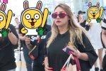 CL ดูเหมือนว่าจะมีน้ำหนักที่เพิ่มมากขึ้น  + แฟนๆ กังวลถึงแรงเสียดทานของเธอกับ YG