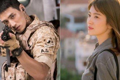 นักแสดง อันโบฮยอน เผยว่า เขาตกหลุมรัก ซงฮเยคโย ในระหว่างการถ่ายทำละคร DOTS!