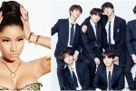 Nicki Minaj ศิลปินชื่อดังขอบคุณหนุ่ม ๆ วง BTS ที่แสดงความรักถึงอัลบั้มใหม่ของเธอ!