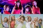 ชาวเน็ตจัดอันดับวงเกิร์ลกรุ๊ป K-Pop ยอดเยี่ยมที่ไม่ใช่วงที่มาจากค่าย Big3!