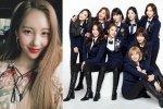 ซอนมี ยกเครดิตให้กับสาว ๆ วง TWICE ที่ JYP Entertainment ได้มีตึกใหม่!