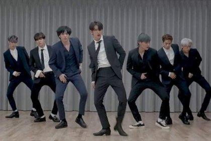 GOT7 ปล่อยคลิป ซ้อมเต้นในชุดสูทเต็มยศ เพื่อฉลองยอดวิว MV เพลง Lullaby 10 ล้านวิว!