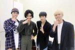 เวอร์นอน ซึงกวานและ DK SEVENTEEN ไปหาซูโฮ EXO เมื่อเร็ว ๆ นี้!